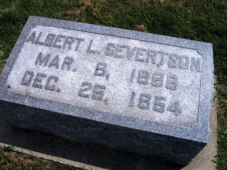 SEVERTSON, ALBERT L. - Linn County, Iowa | ALBERT L. SEVERTSON
