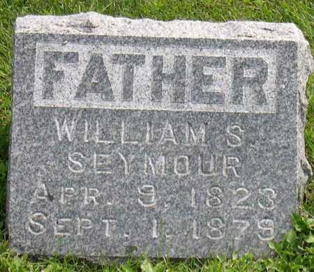 SEYMOUR, WILLIAM S. - Linn County, Iowa   WILLIAM S. SEYMOUR