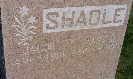 SHADLE, JACOB - Linn County, Iowa | JACOB SHADLE
