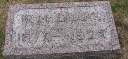 SHANK, W.H. - Linn County, Iowa | W.H. SHANK