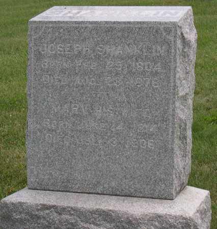 SHANKLIN, JOSEPH - Linn County, Iowa | JOSEPH SHANKLIN