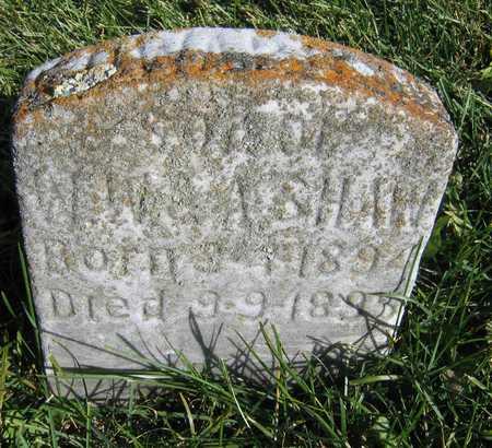 SHAW, EDWARD - Linn County, Iowa | EDWARD SHAW