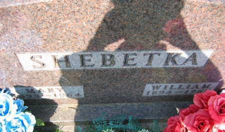 SHEBETKA, MARY - Linn County, Iowa | MARY SHEBETKA