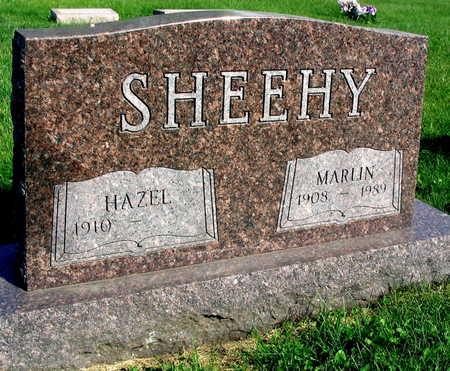SHEEHY, MARLIN - Linn County, Iowa | MARLIN SHEEHY