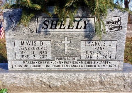 SHEELY, FRANCIS J. - Linn County, Iowa | FRANCIS J. SHEELY