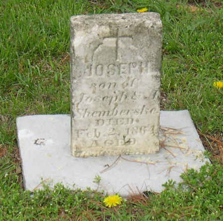 SHEMBERSKE, JOSEPH - Linn County, Iowa | JOSEPH SHEMBERSKE