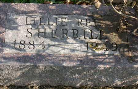 REID SHERRILE, LILLIE - Linn County, Iowa | LILLIE REID SHERRILE
