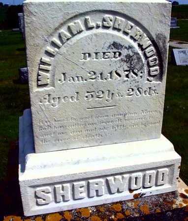 SHERWOOD, WILLIAM L. - Linn County, Iowa | WILLIAM L. SHERWOOD