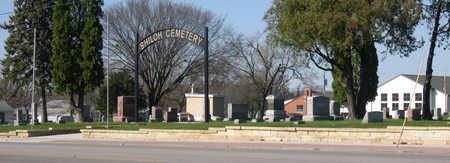 SHILOH, CEMETERY - Linn County, Iowa | CEMETERY SHILOH