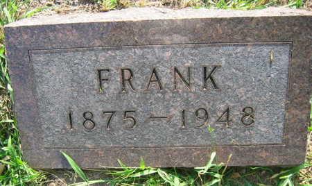 SHIMEK, FRANK - Linn County, Iowa | FRANK SHIMEK
