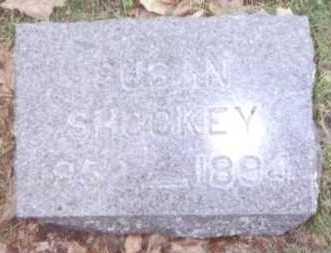 SHOCKEY, SUSAN - Linn County, Iowa | SUSAN SHOCKEY