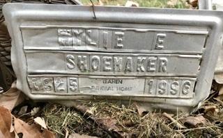 SHOEMAKER, WYLIE E. - Linn County, Iowa | WYLIE E. SHOEMAKER