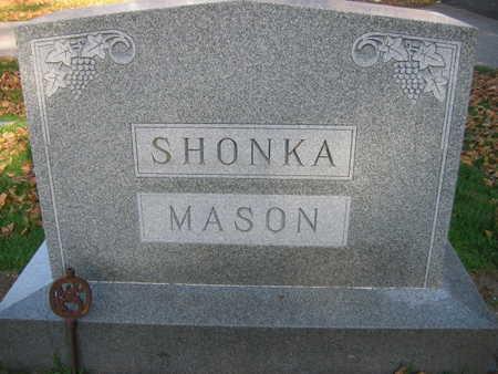 SHONKA MASON, FAMILY STONE - Linn County, Iowa   FAMILY STONE SHONKA MASON