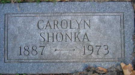 SHONKA, CAROLYN - Linn County, Iowa   CAROLYN SHONKA