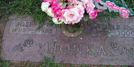SHONKA, JOSEPH F. - Linn County, Iowa | JOSEPH F. SHONKA