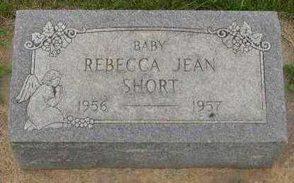 SHORT, BABY REBECCA JEAN - Linn County, Iowa | BABY REBECCA JEAN SHORT