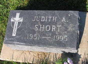SHORT, JUDITH A. - Linn County, Iowa   JUDITH A. SHORT