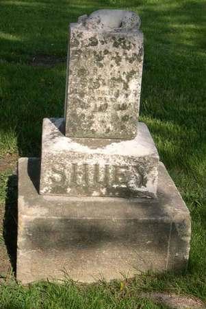 SHUEY, EDWARD BOWMAN - Linn County, Iowa | EDWARD BOWMAN SHUEY