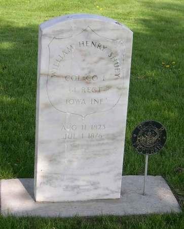 SHUEY, WILLIAM HENRY - Linn County, Iowa   WILLIAM HENRY SHUEY
