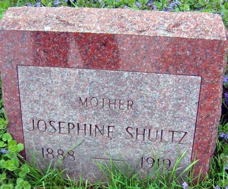 SHULTZ, JOSEPHINE - Linn County, Iowa | JOSEPHINE SHULTZ