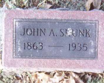 SHUNK, JOHN A. - Linn County, Iowa | JOHN A. SHUNK