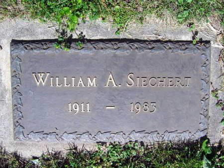 SIECHERT, WILLIAM A. - Linn County, Iowa | WILLIAM A. SIECHERT