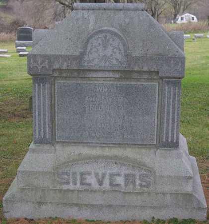 SIEVERS, FAMILY STONE - Linn County, Iowa | FAMILY STONE SIEVERS