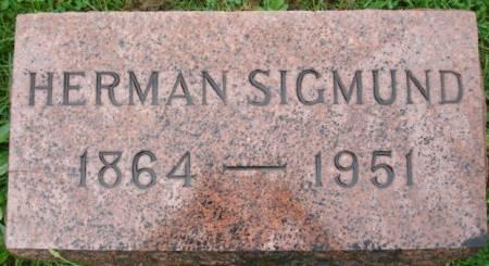 SIGMUND, HERMAN - Linn County, Iowa | HERMAN SIGMUND