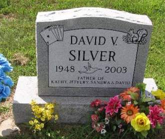 SILVER, DAVID V. - Linn County, Iowa | DAVID V. SILVER