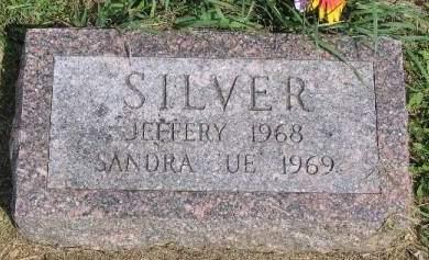 SILVER, SANDRA SUE - Linn County, Iowa | SANDRA SUE SILVER