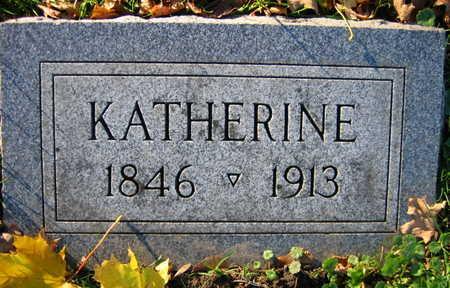 SIMANEK, KATHERINE - Linn County, Iowa | KATHERINE SIMANEK