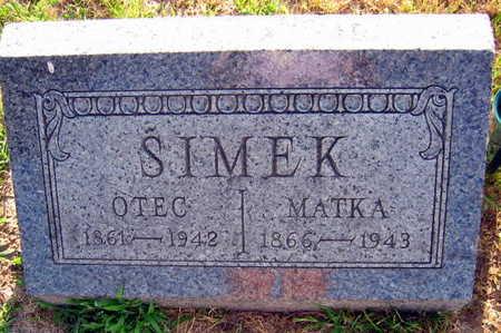 SIMEK, OTEC - Linn County, Iowa   OTEC SIMEK
