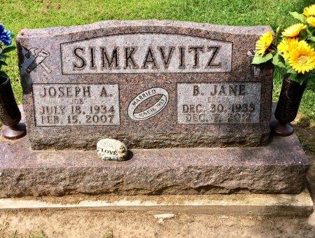 SIMKAVITZ, JOSEPH A. - Linn County, Iowa | JOSEPH A. SIMKAVITZ