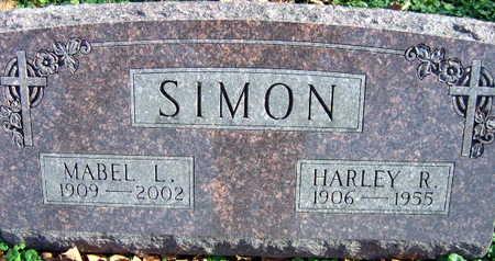 SIMON, HARLEY R. - Linn County, Iowa | HARLEY R. SIMON