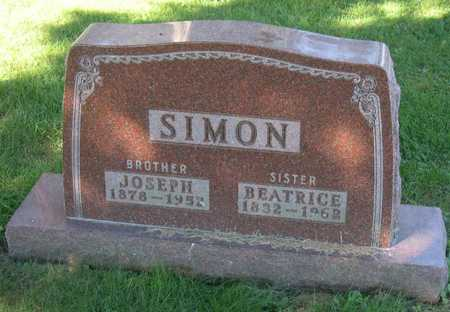 SIMON, BEATRICE - Linn County, Iowa | BEATRICE SIMON