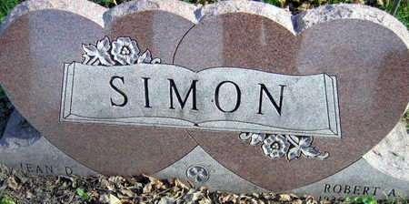 SIMON, JEAN D. - Linn County, Iowa | JEAN D. SIMON
