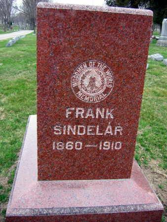 SINDELAR, FRANK - Linn County, Iowa | FRANK SINDELAR