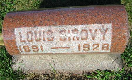 SIROVY, LOUIS - Linn County, Iowa | LOUIS SIROVY