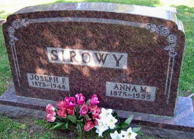 SIROWY, ANNA M. - Linn County, Iowa | ANNA M. SIROWY