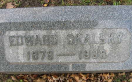 SKALSKY, EDWARD - Linn County, Iowa | EDWARD SKALSKY