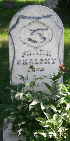SKALSKY, FRANK - Linn County, Iowa | FRANK SKALSKY