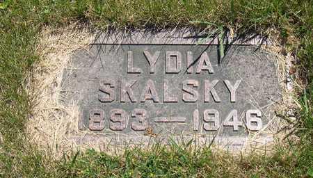 SKALSKY, LYDIA - Linn County, Iowa | LYDIA SKALSKY