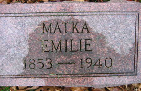 SKERIK, EMILIE - Linn County, Iowa | EMILIE SKERIK