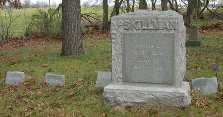 SKILLMAN, FAMILY STONE - Linn County, Iowa | FAMILY STONE SKILLMAN