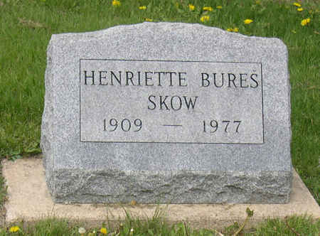BURES SKOW, HENRIETTE - Linn County, Iowa | HENRIETTE BURES SKOW