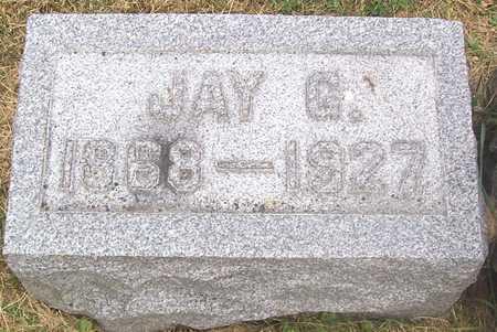 SLATER, JAY G. - Linn County, Iowa   JAY G. SLATER