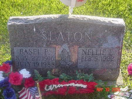 SLATON, BASEL - Linn County, Iowa | BASEL SLATON