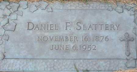 SLATTERY, DANIEL F - Linn County, Iowa | DANIEL F SLATTERY