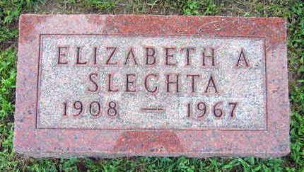 SLECHTA, ELIZABETH A. - Linn County, Iowa   ELIZABETH A. SLECHTA