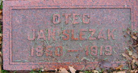 SLEZAK, JAN - Linn County, Iowa | JAN SLEZAK